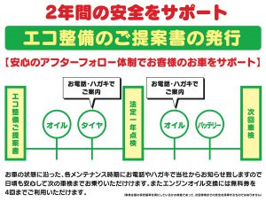 木寺石油 エコ整備
